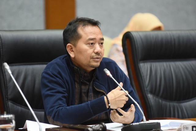 Ketua Komisi X DPR Syaiful Huda. (Parlemen Terkini)