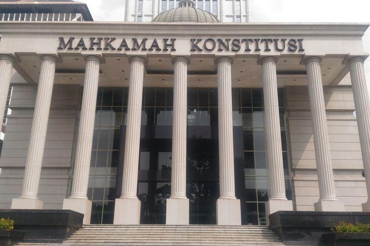 Gedung Mahkamah Konstitusi (MK).
