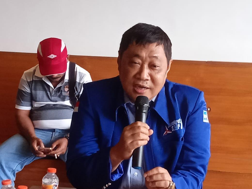 Kordinator Divisi Perhubungan dan Informatika DPD Partai Demokrat NTB. (Foto: Istimewa)