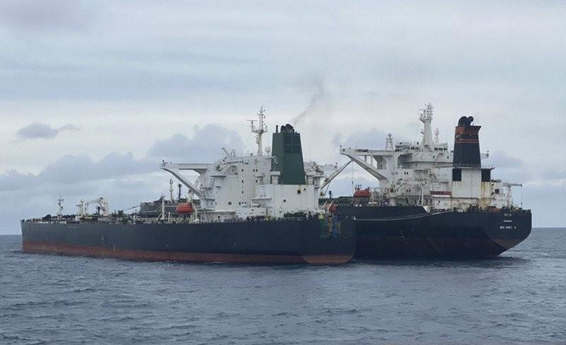 Kapal tanker Iran ditangkap Bakamla di perairan Kalimantan