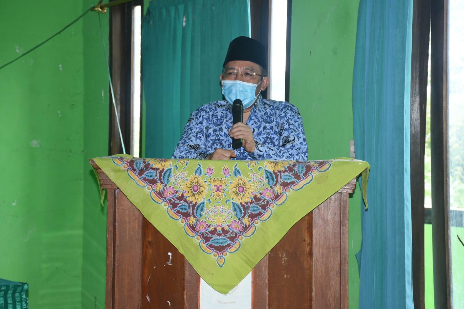Bupati Lombok Utara periode 2016-2021, Najmul Akhyar.(Humas KLU)