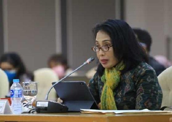 Menteri Pemberdayaan Perempuan dan Perlindungan Anak (PPPA) Bintang Puspayoga. (Beritasatu.com)