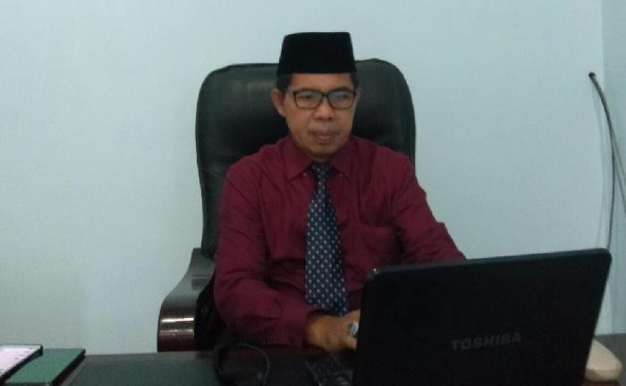 Ketua STKIP Bima, Nasution. (Nur Hasanah/Ntb News)
