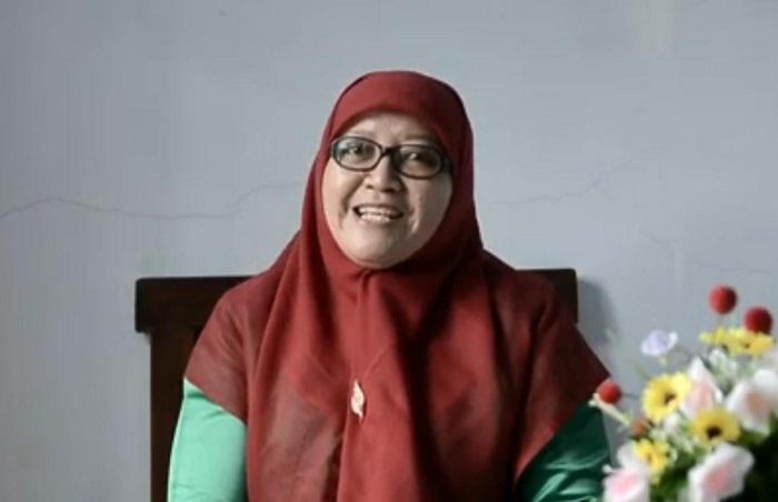 Kasi Gizi Dinas Kesehatan (Dinkes) Kabupaten Bima Tita Masithah. (Ntb Newss/Nur Hasanah)