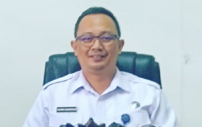 Kepala BNNK Bima, Hurri Nugroho. (Arif Sofyandi/Ntb News)