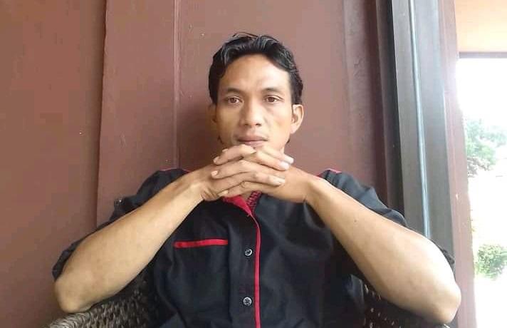 Pemuda Desa Ncera, Muhammad Nur Dirham. (Istimewa)