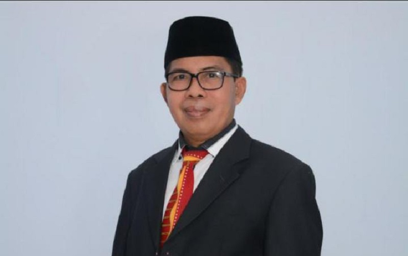 Ketua STKIP Bima, Nasution. (Istimewa)