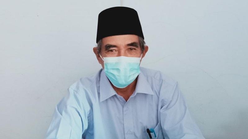 Kabid Perencanaan dan Pengembangan BKD Kabupaten Bima, Abdurrahman. (Nur Hasanah/Ntb News)