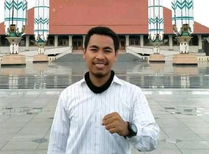 Tokoh pemuda dan intelektual Kecamatan Woha, Indra Darmawansyah. (Istimewa)