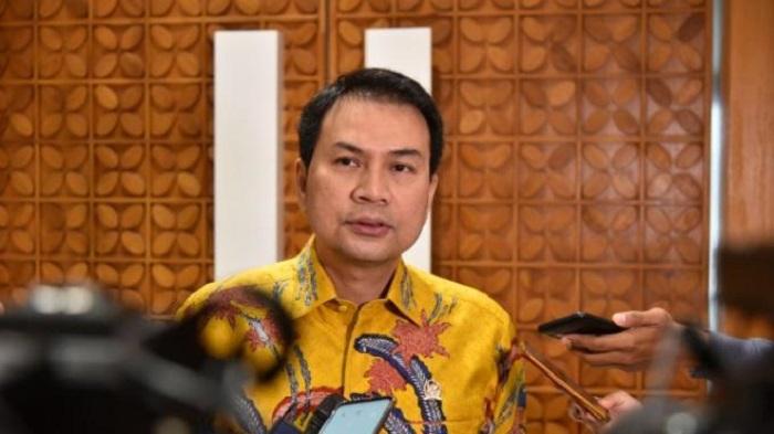 Wakil Ketua DPR Azis Syamsuddin. (Istimewa)