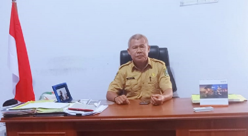 Kepala Disdikbudpora Kabupaten Bima, Zunaidin. (Istimewa)