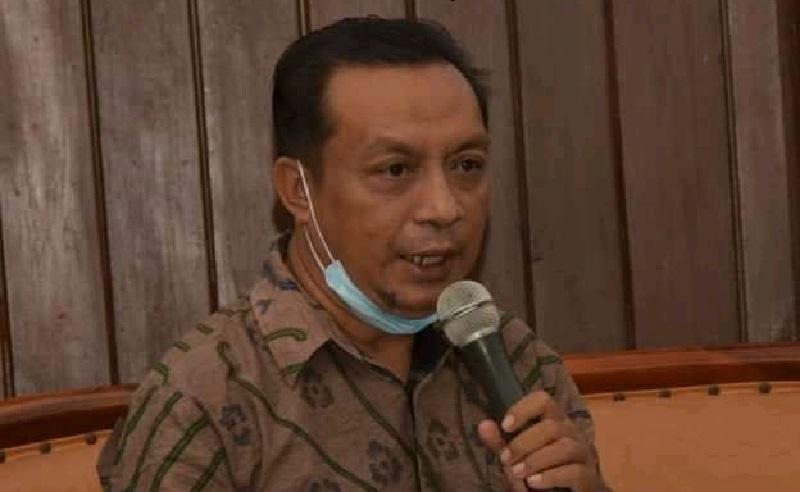 Fasilitator Literasi Regional NTB dan NTT, Ruslan Muhammad. (Dok. Pribadi)