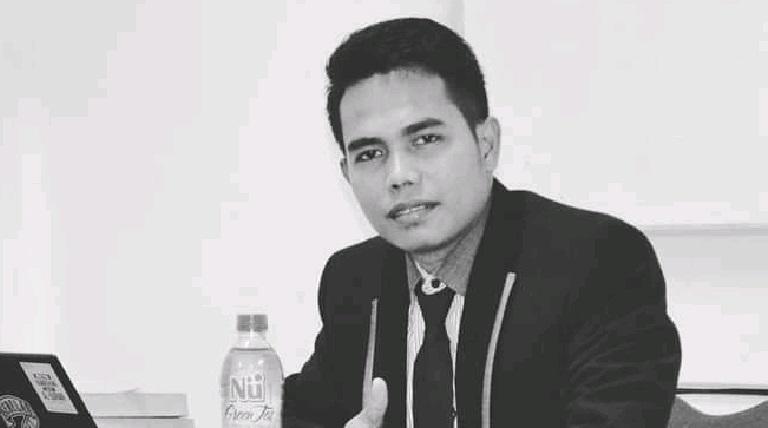 Akademisi dari Sekolah Tinggi Keguruan dan Ilmu Pendidikan (STKIP) Taman Siswa Bima, Khairul Amar. (Dok. Pribadi)