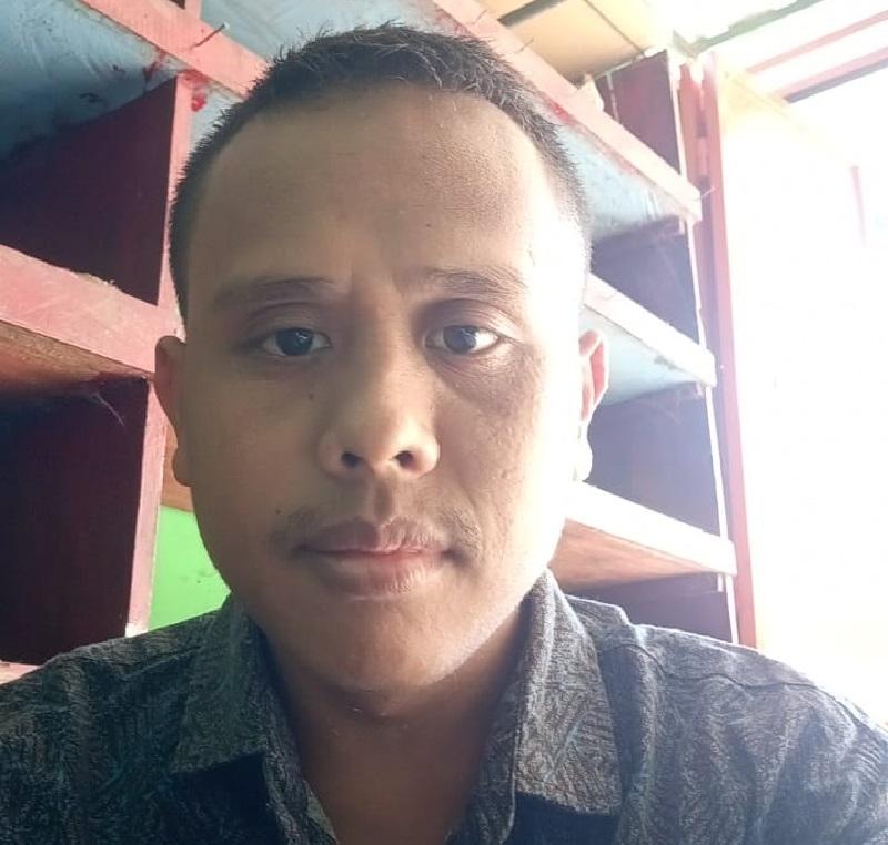 Ketua Bidang Hukum dan HAM Pemuda Muhammadiyah Kota Bima, Hikmah. (Dok. Pribadi)