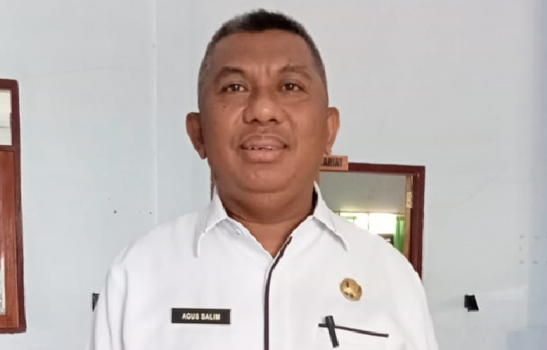 Kepala BKD dan Diklat Kabupaten Bima, Agus Salim. (Nur Hasanah/Ntb News)